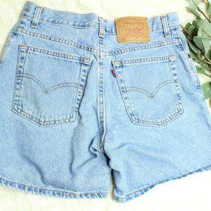 Levi's Vintage  Mom Jeans Shorts 555